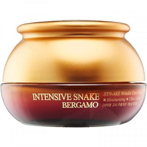 Антивозрастной крем со змеиным ядом Intensive Snake Syn-Ake Wrinkle Care Cream
