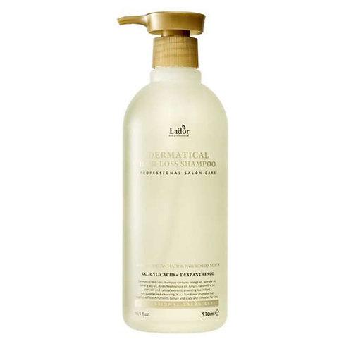 Бессульфатный шампунь против выпадения Lador Dermatical Hair-Loss Shampoo