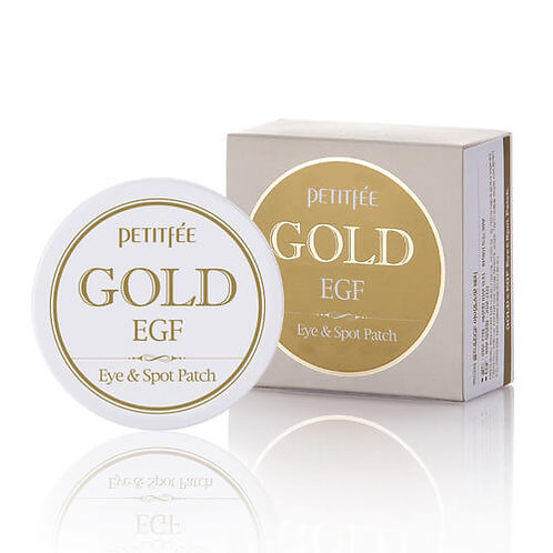 Гидрогелевые патчи Petitfee Gold & EGF Eye Spot Patch