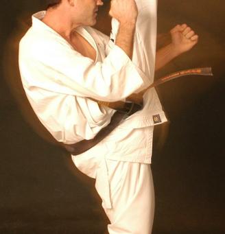 Treningssamling med Shihan Fernando Perez, 6. Dan.