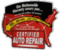 Certified Repairs with a nationwide warranty from Best Automotive!