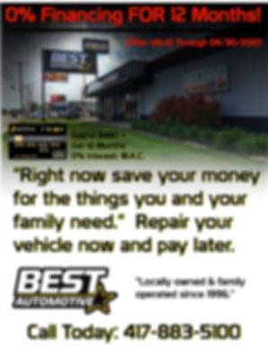 Synchrony Car Care Financing