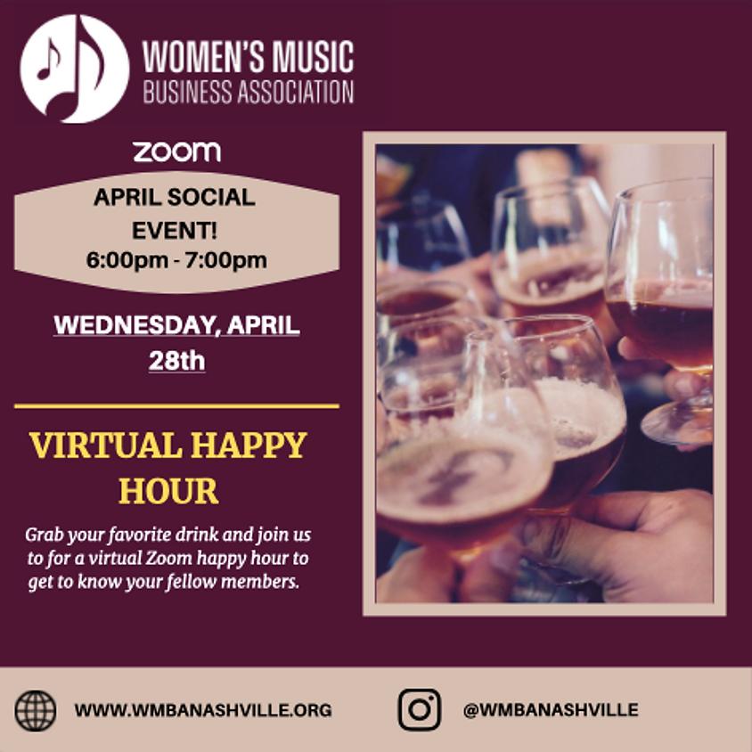 WMBA April Social Event