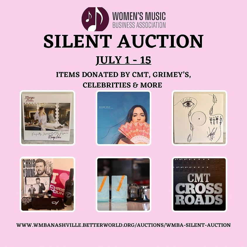 WMBA SILENT AUCTION