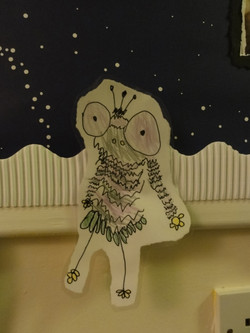 Drawing by children in reception