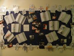 Final school Hooba Looba display