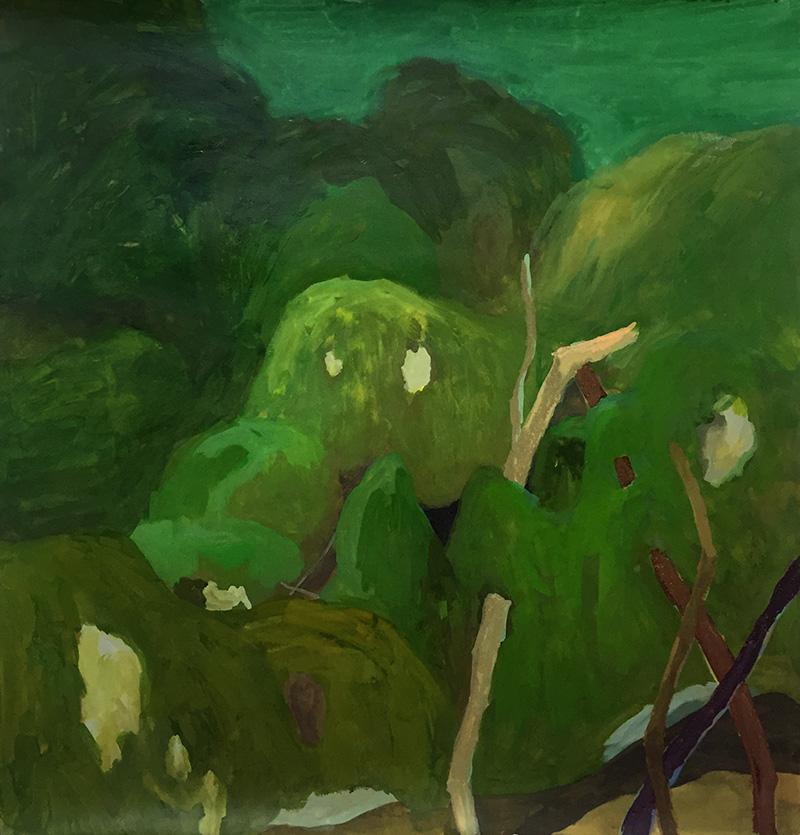 축축한 초록 2