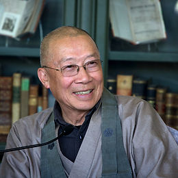 Kwong Roshi gives talk in Reykjavik,Iceland