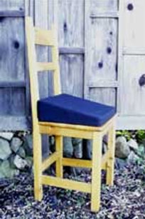 CHAIR SEAT WEDGE