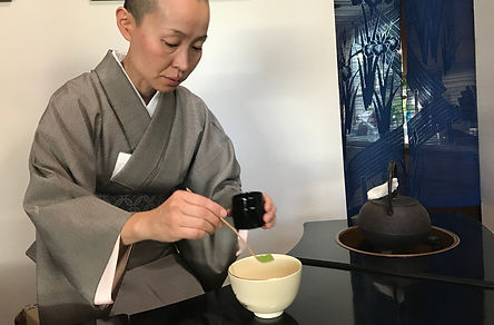 Omotesenke Tea Ceremony