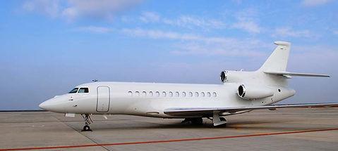 2010 Dassault Falcon 7X OFF MARKET