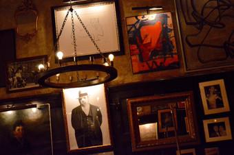 The Lion: o restaurante galeria de Manhattan