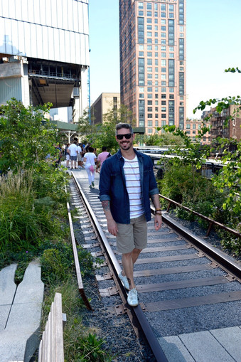 High Line Park, NY: uma experiência renovadora