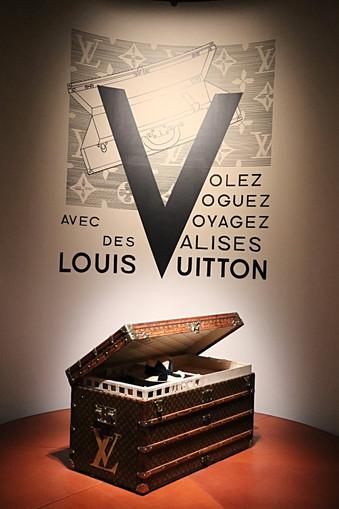 Viagem épica da Louis Vuitton