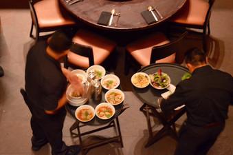 TAO e a fusão de quatro cozinhas orientais, NY
