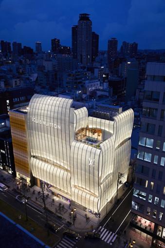 Louis Vuitton estreia no ramo hoteleiro