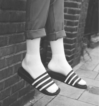 Lo Res: socks slides pra tirar de casa