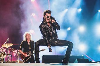 Adam Lambert: o estilo do novo King do Queen