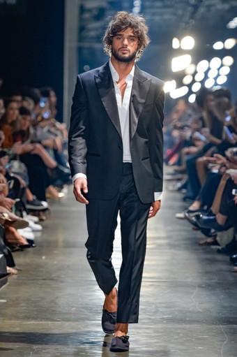 Murilo Lomas em: o melhor da moda masculina no SPFW