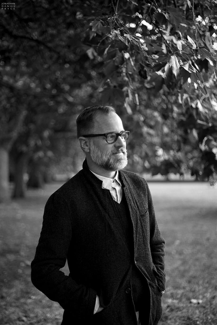 Bruce, no Green Park, em Londres.jpg