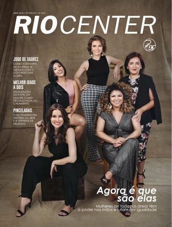 Rio Center lança revista sobre empoderamento feminino