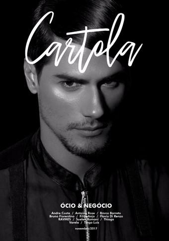 Revista Cartola lança primeira edição impressa nessa quarta (29)