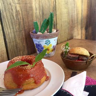Café no jardim do Nuh!