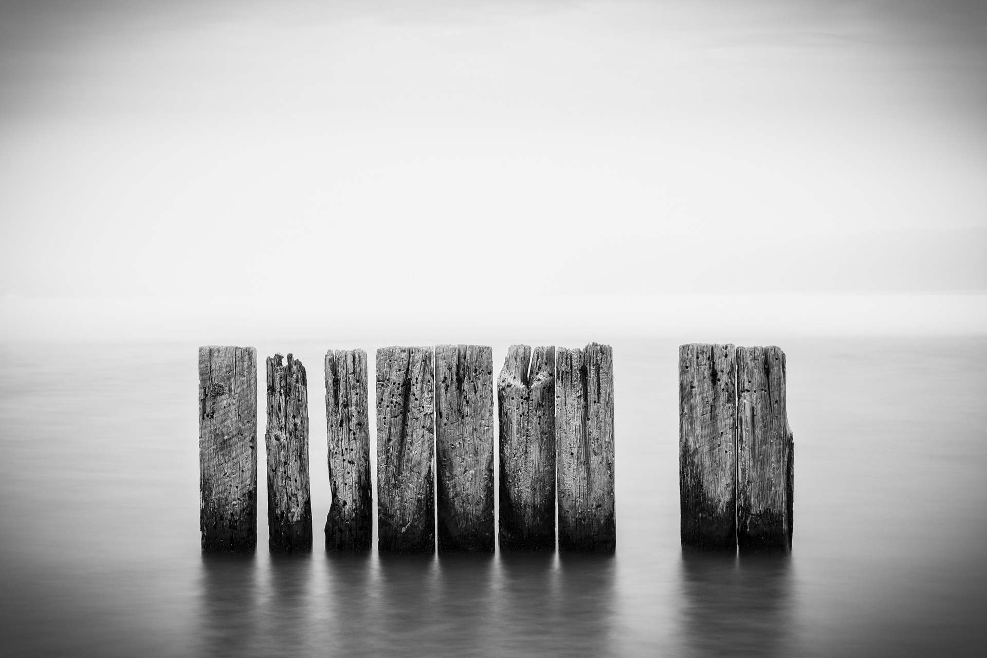 Piling Tranquility