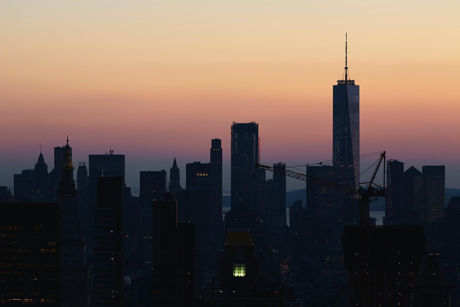 NYC Sorbet Skyline