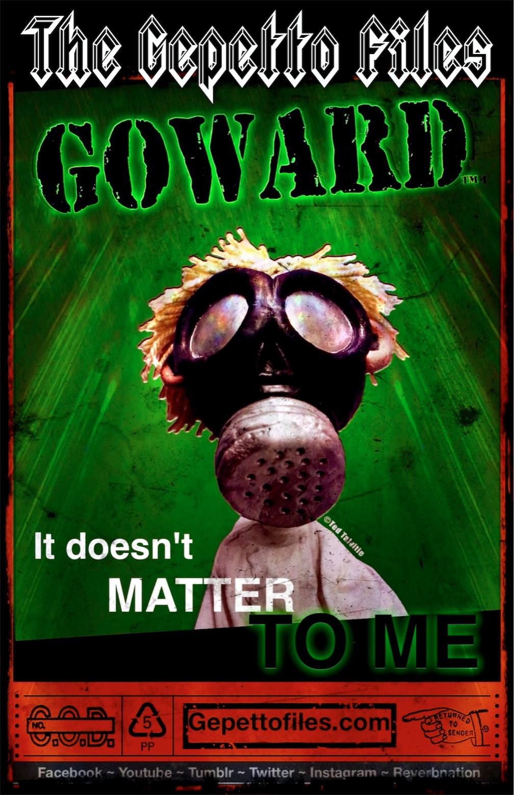 GOWARD, It doesn't Matter