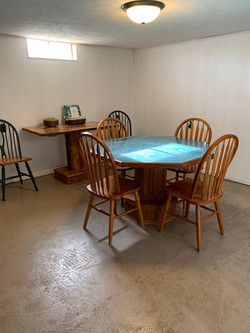 Lodge Game Table