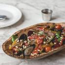 Veggie on the Grill Salad