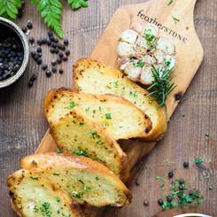 Roasted Garlic Wonder Bread