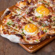 Egg Bacon and Cheese