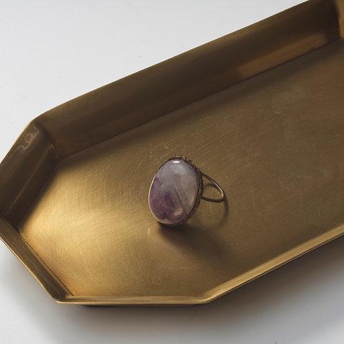 Stone Ring 2 (Amethyst)