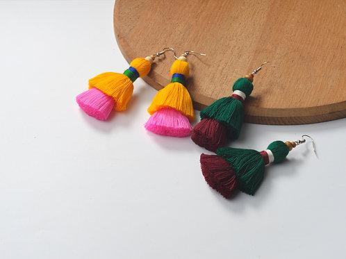 Tassel Earring 04