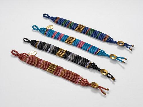 Knitted Bracelet (Medium)