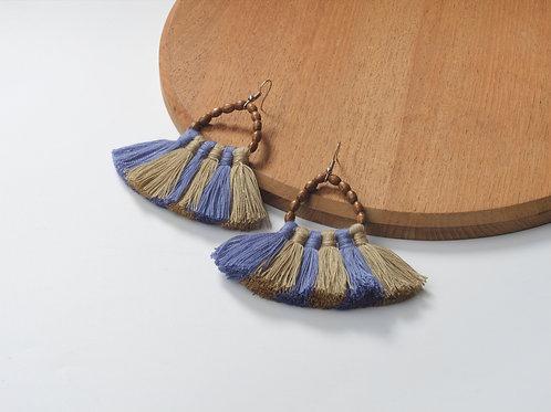 Tassel Earring 06
