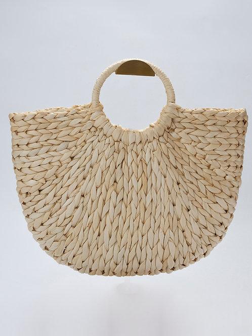 Straw Tote Bag 02
