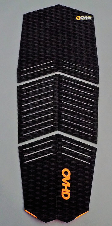 OVHD Kiteboard Stubby Black Traction Pad