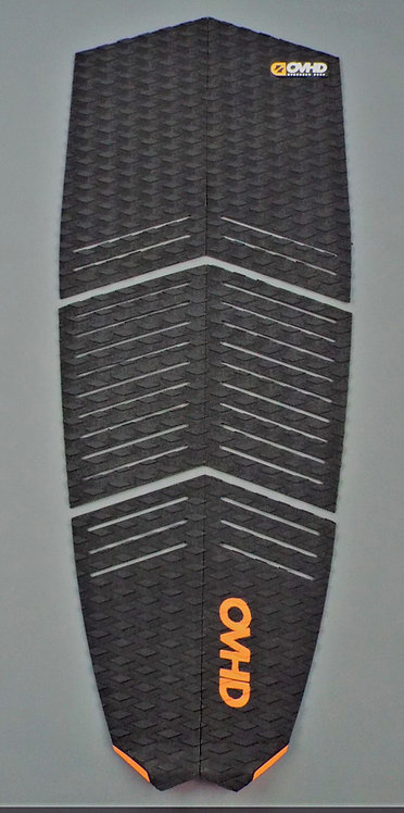 OVHD Black Kiteboard Traction Pad/Surf