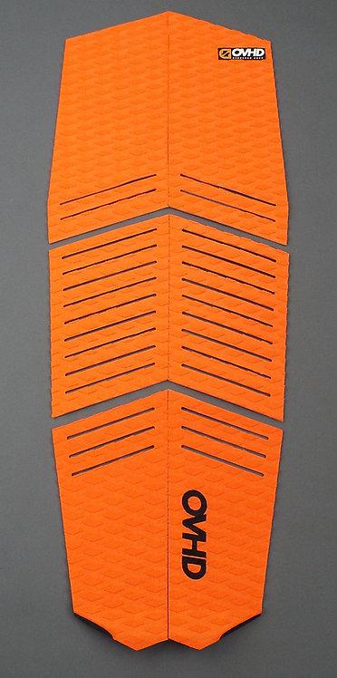 OVHD Kiteboard Stubby Orange Traction Pad