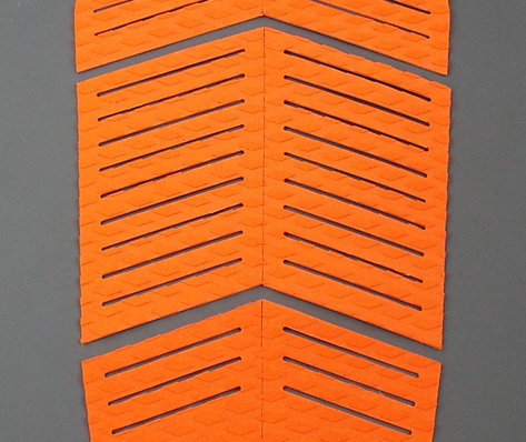 OVHD Kiteboard Stubby Orange Traction Pad