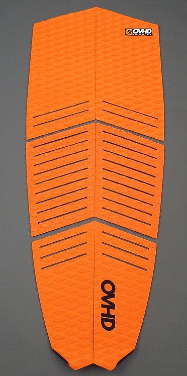 OVHD Orange Kiteboard Traction Pad/Surf