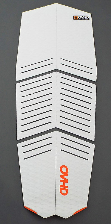 OVHD Kiteboard Stubby White Traction Pad