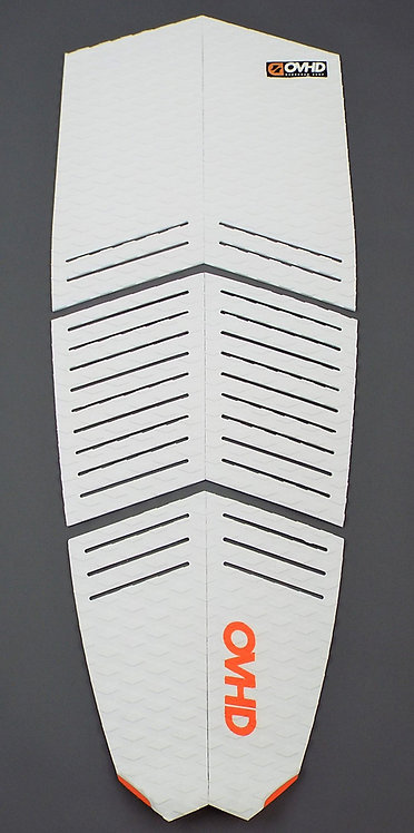 OVHD Kiteboard White Traction Pad/Surf