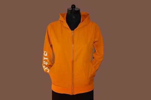 Funky Printed  Hoodie Jacket