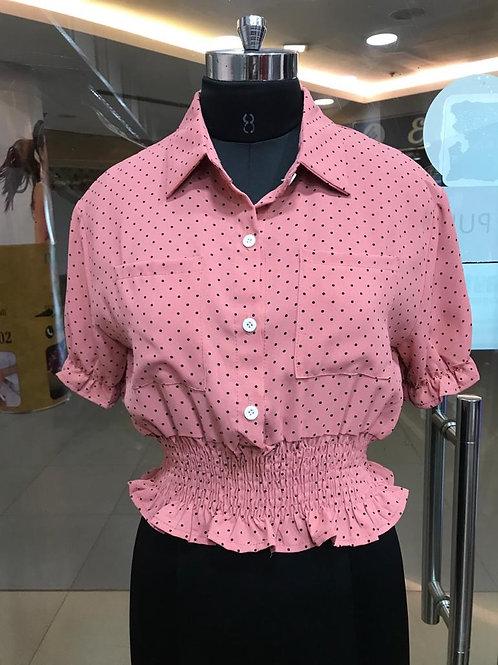 Shirt cum top