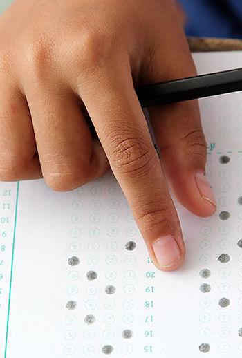 private school testing prep
