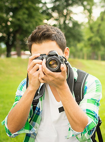 photo-writing lesson